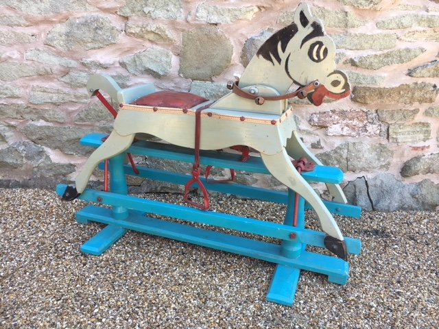 Swell Swallow Toys Rocking Horse Theyellowbook Wood Chair Design Ideas Theyellowbookinfo